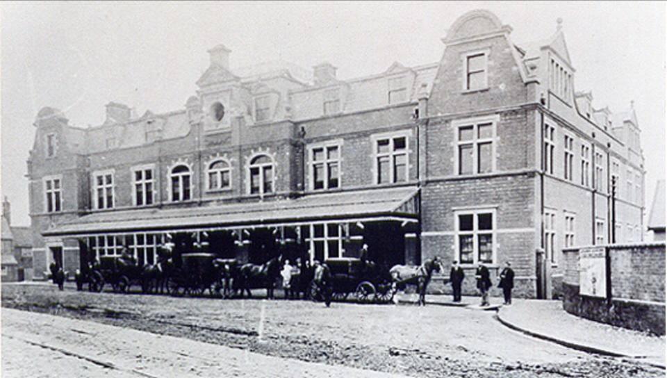 Market Place Station