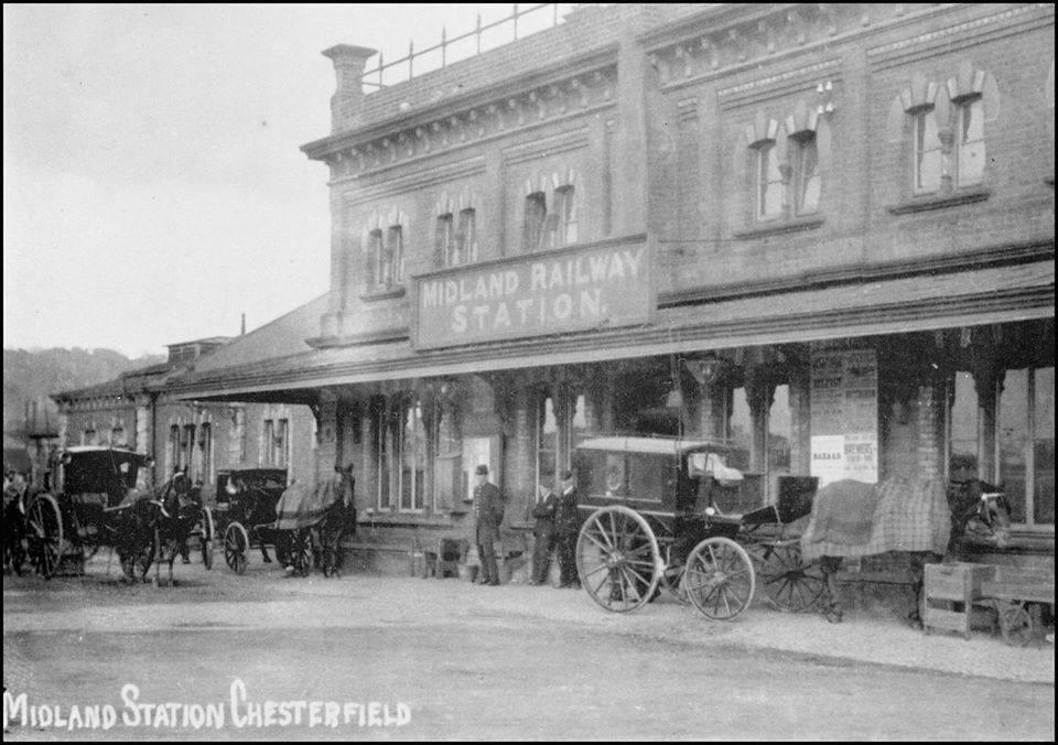 Midland Railway Station