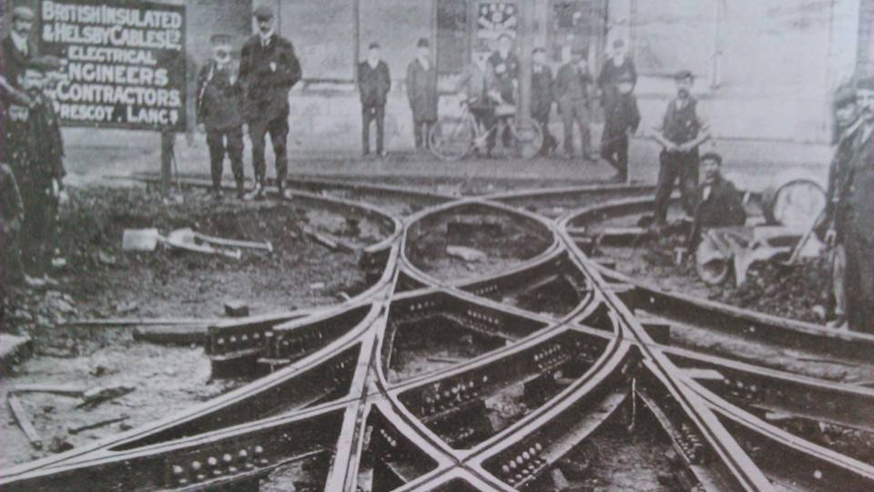 Track Laying 1904