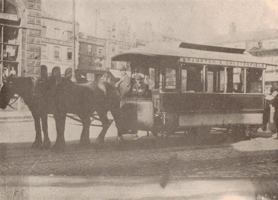 Horse Drawn Tram