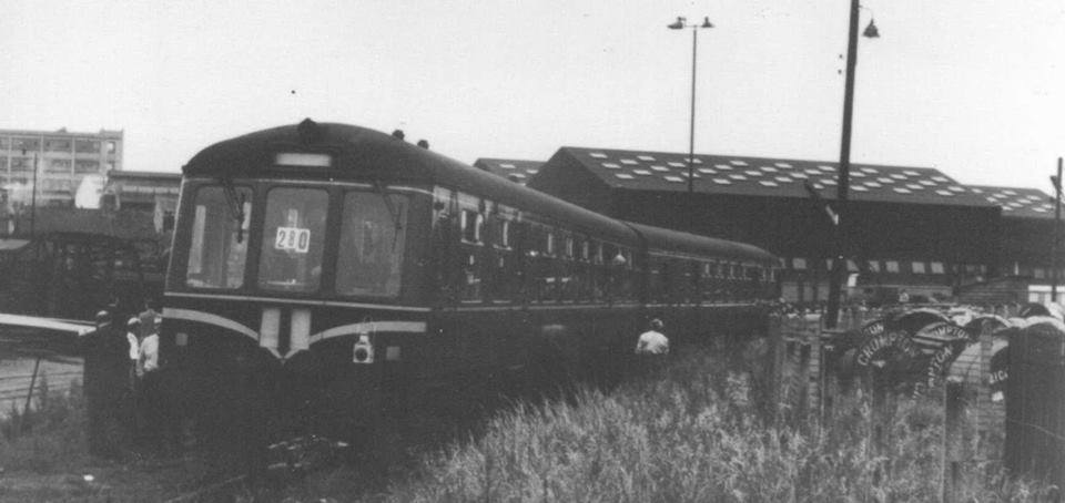 Brampton Branch Line 1960
