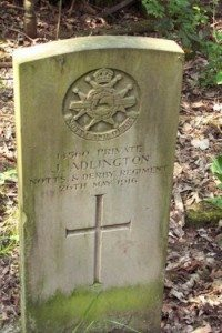 Adlington - John C1895-1916
