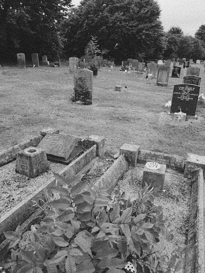 William Walton Headstone