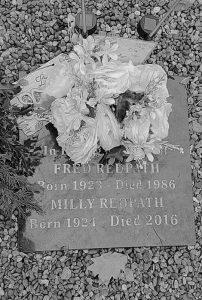 Fred Redpath memorial