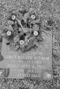 James Witham memorial