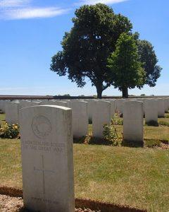 Euston Rd Cemetery