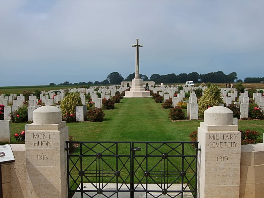 Mount Huon Cemetery
