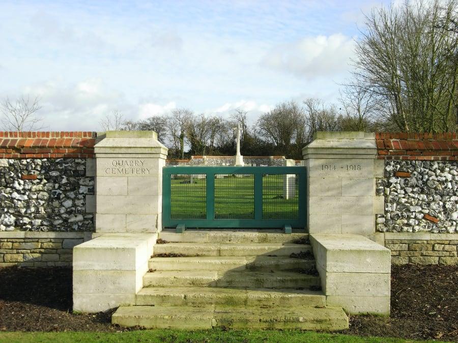 Quary Cemetery