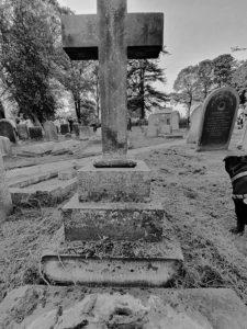 Charles Bowler headstone