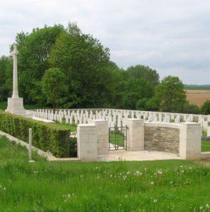 Acheux British Cemetery