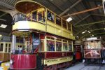 Chesterfield Corporation Electric Tram