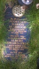 Seabrook - Albert Edward 1919-2010