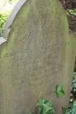 Bailey - Annie Elizabeth 1878-1912