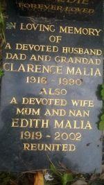 Faulkner - Edith 1919-2002