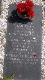 Thelwell - Paul David 1963-2001