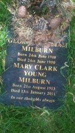 Milburn - George William 1910-1980