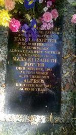 Potter - Alfred C1950-2013
