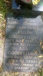 Goodfellow - Joseph 1898-1960