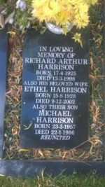 Harrison - Michael 1957-1986