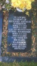 Harrison - Richard Arthur 1925-1998