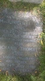 King - Richard Thomas C1904-1987