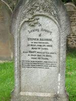 Ashmore - Stephen C1848-1902