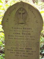 Swain - Thomas Henry 1873-1910