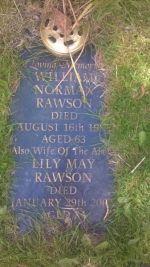 Rawson - William Norman 1920-1983