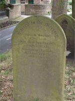 Walker - William C1825-1868